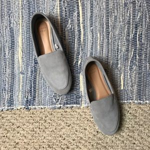 Women's Mila Suede Loafers - A New Day, sz 8.5